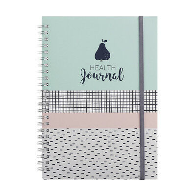 Health Planner Pack - Planner- Diary - Journal - Meal plan & Free Sticker Book