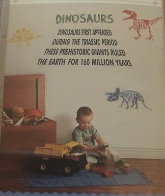 Next Dinosaur Wall Stickers BINB