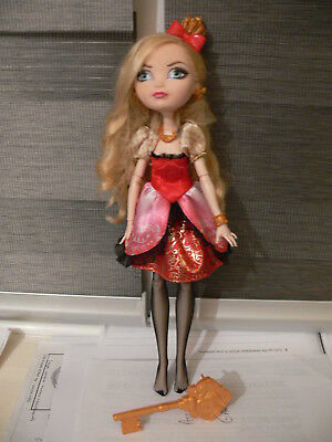 Ever After High Doll - Apple White Royal - Daughter Of Snow White - Mattel