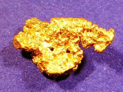 Australian Gold Nugget ( 0.40 grams).