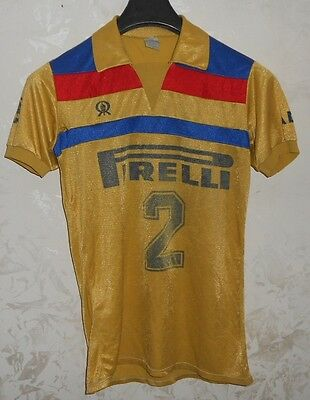 MAGLIA SHIRT JERSEY PALLAVOLO VOLLEY BRASILE BRAZIL SANTO ANDRE 80's N°2 VINTAGE