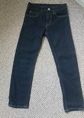 Boys H&M Slim Fit Jeans  age 6-7 with adjustable waist