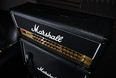 Marshall JVM 410H 100w Valve Amp with 4x12 1960 LEAD A Cab MINT Footswitch