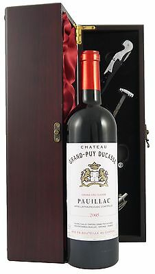 2005 Chateau Grand Puy Ducasse 2005 Vintage Red Wine