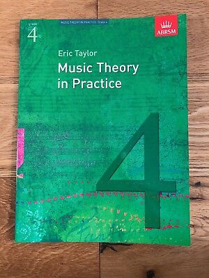 Abrsm Grade 4 Music Theory In Practice