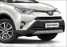 Genuine Toyota Rav4 / Hybrid 2015-2017 Front Bumper Guard Pw417-0R000-01 New