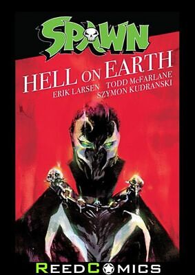 SPAWN HELL ON EARTH GRAPHIC NOVEL New Paperback Collects Issues #267-275