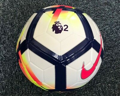 Nike Ordem V Official Premier League 2 Match Ball - Size 5