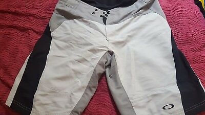 Oakley padded mountainbike shorts