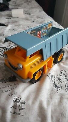 bob the builder talking truck