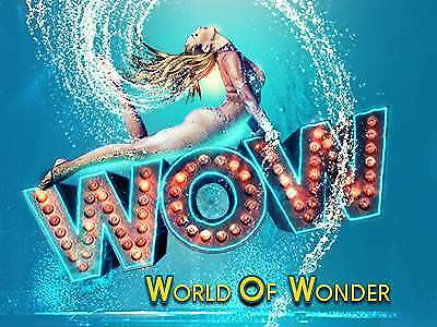 Wow - World Of Wonder - At The Rio Hotel In Las Vegas