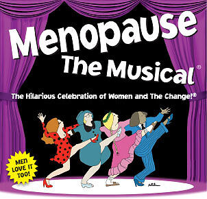 2 Tickets To Menopause The Musical Show In Las Vegas