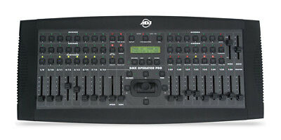 American DJ DMX Operator Pro 2-in-1 DMX Controller up to 192 channels