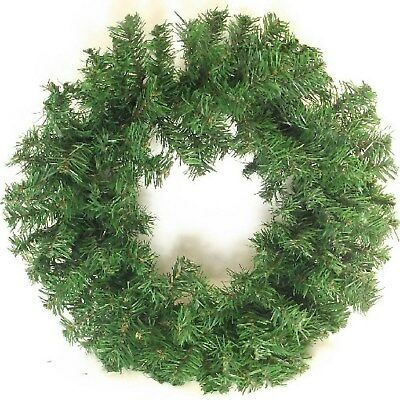 Large Spruce Fir artificail Christmas wreath to decorate your own style