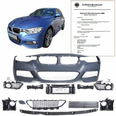 Bmw F30 F31 Sport Front Bumper Without Pdc Acessoires Complete M