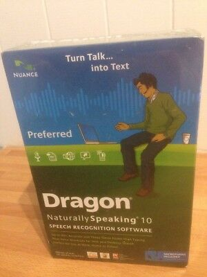 Dragon Naturally Speaking 10 Speech Recognition Software For Students Version