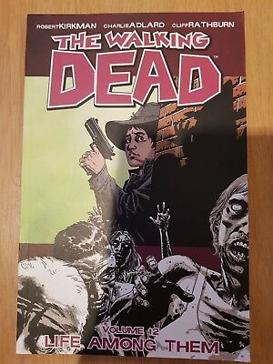 The Walking Dead Volume 12: Life Among Them by Robert Kirkman (Paperback, 2010)