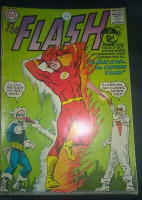 The Flash #140 DC Comics 4.5 Nov 1963 First Appearance of Heat Wave