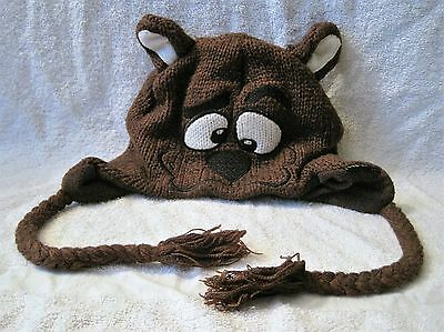 Rare - Scooby-Doo - Face - Touque - Wool Hat - Excellent Gift Item!!