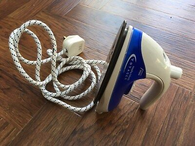 Morphy Richards Voyager 41510 Steam Portable Travel Iron. Used Twice