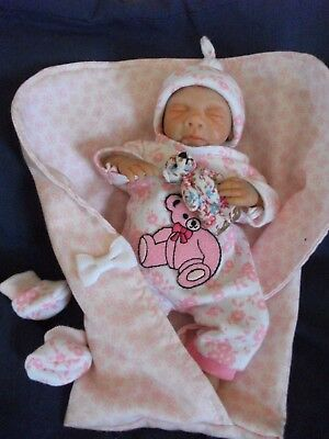 OOAK baby doll - resell