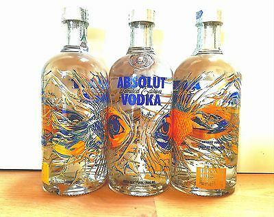 Absolut Vodka Wallpaper III by Ron English / Limited Edition !!!