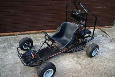 Off Road Drift Go Kart - Briggs & Straton 8Hp Engine - Very Quick!