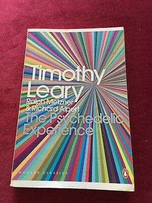 Timothy Leary The Psychedelic Experience Book