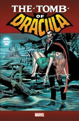 Tomb Of Dracula: The Complete Collection Vol. 1 by Archie Goodwin, Gerry...