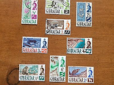 commonweath stamps  gibralter