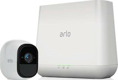 Arlo Pro by NETGEAR Security System with Siren – 1 Rechargeable - VMS4130