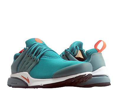 factory authentic 39978 c5b72 Nike Air Presto Essential Dolphins Teal Orange Men s Running Shoes 848187- 404