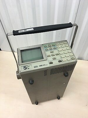 Sony Tektronix 318A Logic Analyzer + Probes