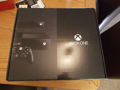 Xbox One Box Only DAY ONE