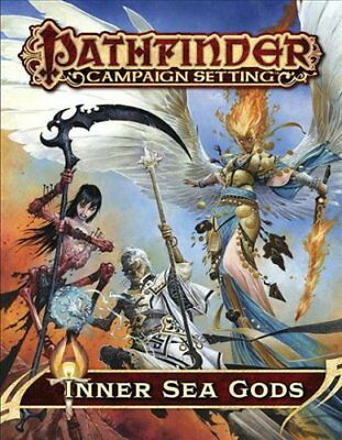 Pathfinder Campaign Setting: Inner Sea Gods by Sean K. Reynolds 9781601255976