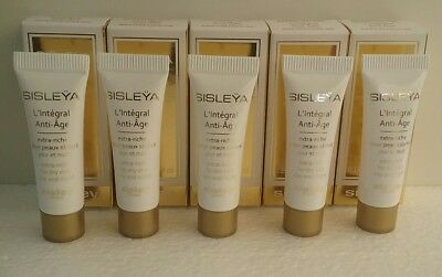 Sisley Sisleya L'integrale Extra-Riche Day & Night Cream 5 X 4Ml = 20Ml