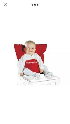 Perfectly Happy People Tamsit chair harness for baby or toddler/ high chair