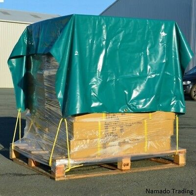 Heavy Duty Tarpaulin Blue Waterproof Strong Cover Ground Sheet Tarp