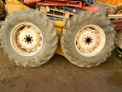 tractor tyres good year 14.9.24