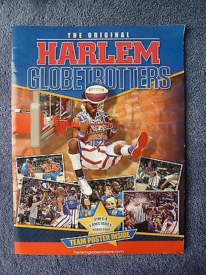 The Original Harlem Globetrotters Programme 2014 World Tour