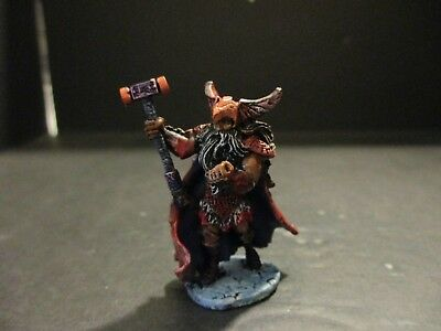 Reaper Miniature 02701 Thor Ral Partha Dungeons and Dragons
