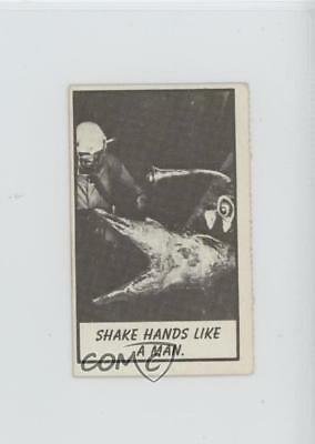 1963 Topps Monster Midgees Mini-Monster Laffs #31 Shake Hands Like A Man 0a3