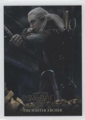 2016 Cryptozoic Hobbit: Battle of the Five Armies #69 The Master Archer Card 0x1