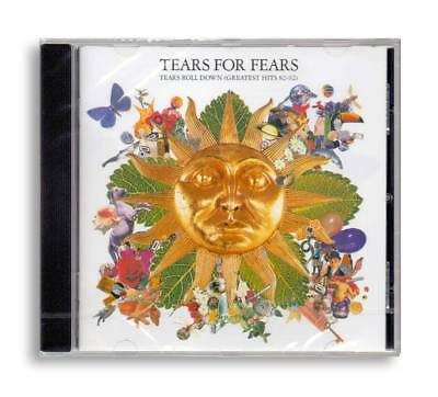 TEARS FOR FEARS - Tears Roll Down - Greatest Hits 82-92 [CD - New in Foil]