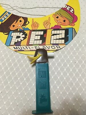 Non US Brown Head Duck Pez Merry Music Maker Whistle