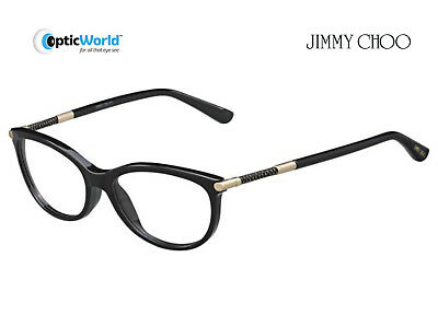 354745a8c9 JIMMY CHOO - JC154 Designer Spectacle Frames with Case (All Colours ...
