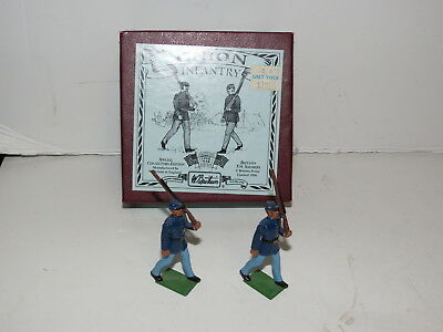 @ Mib Union Infantry Britains Toy Soldiers #3 @