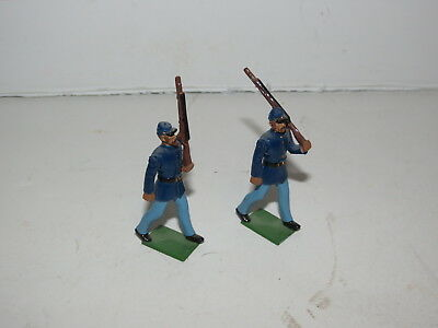 @ Mib Union Infantry Britains Toy Soldiers No Box @