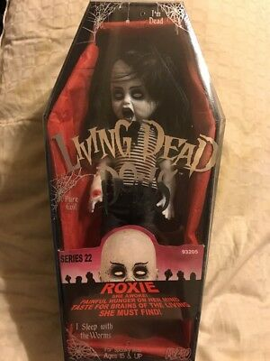 Living Dead Dolls ROXIE Factory Sealed