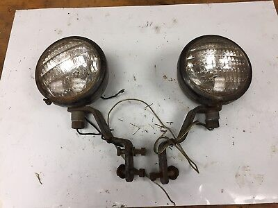 Simplicity / Allis Chalmers Headlights